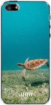 iPhone SE (2020) Hoesje Transparant TPU Case - Turtle #ffffff