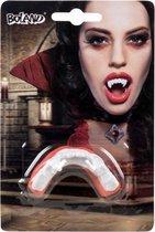 Boland Vampiertanden Wit Polyethyleen