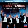 Three Tenors 30th Anniversary -dvd+cd-