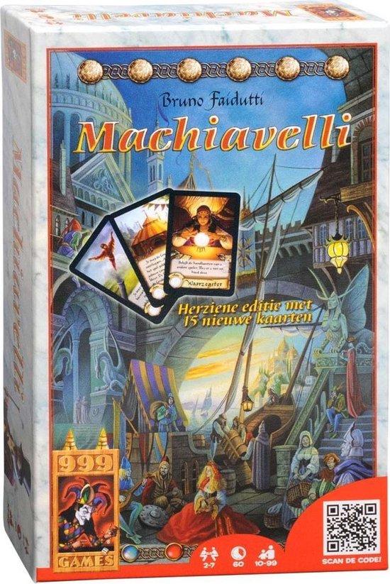 Afbeelding van het spel 999 Games Machiavelli