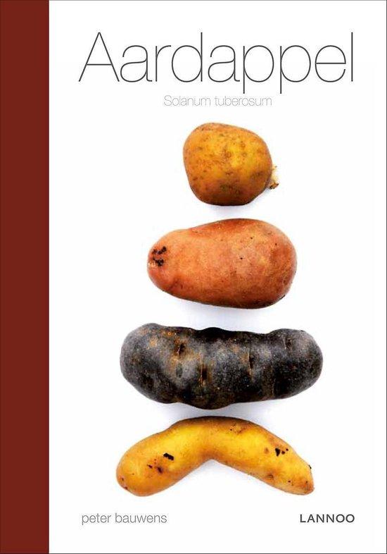 Cover van het boek 'Aardappel'