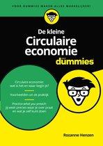 Voor Dummies - De kleine Circulaire economie voor Dummies
