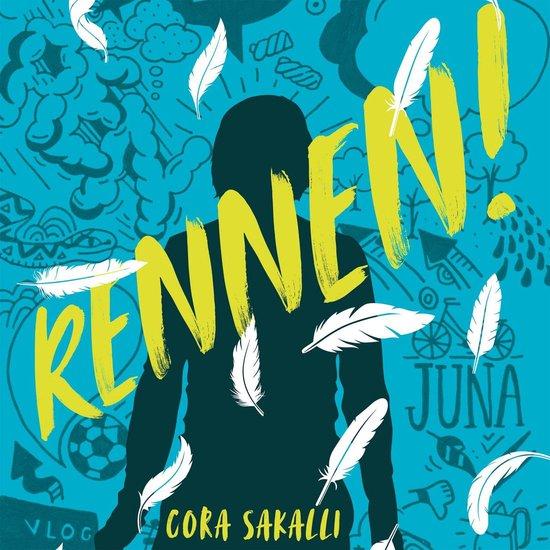 Boek cover Rennen! van Cora Sakalli (Onbekend)