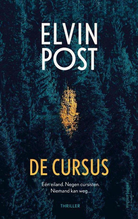 Boek cover De cursus van Elvin Post (Paperback)