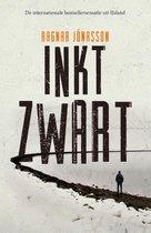 Boek cover Duister IJsland 2 -   Inktzwart van Ragnar Jonasson (Paperback)