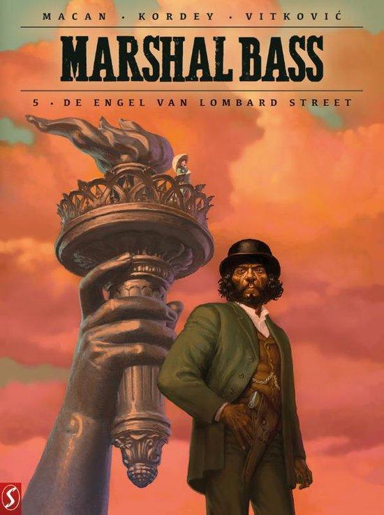 Marshal Bass 5 - De engel van Lombard Street - Igor Kordey  
