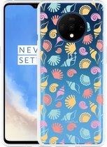 OnePlus 7T Hoesje Schelpen