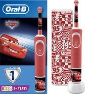 Oral-B Kids Vitality - Cars - Elektrische Tandenborstel - Met Reisetui