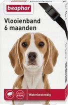 Beaphar Vlooienband Hond - Zwart - 1 Stuk