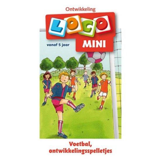 Loco Mini ontwikkeling Voetbal, ontwikkelingsspelletjes - Christiane Wagner |