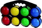 Jeu De Boules Set Alert Plastic 8 Ballen
