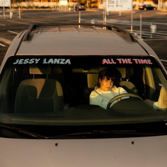 bol.com | All The Time (Turquoise/Pink), Jessy Lanza | LP (album ...