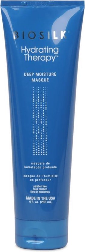 Biosilk Hydrating Therapy Deep Moisture Masque 266gr