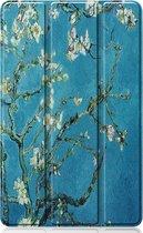 iMoshion Design Trifold Bookcase Samsung Galaxy Tab S6 Lite - Groene Plant