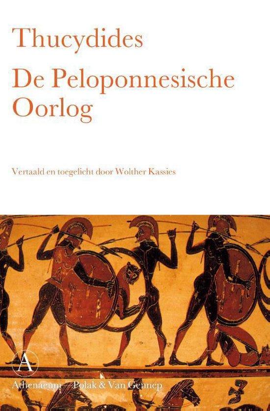 Afbeelding van De Peloponnesische oorlog
