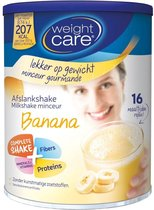 Weight Care Milkshake Drinkmaaltijd - Banaan - 436 gram