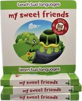 Meertalig kinderboek - Multilingual children's book - my sweet friends - Nederlands, Engels + 25 andere talen - 27 languages available