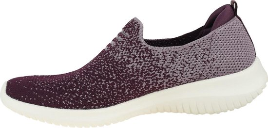 Skechers Ultra Flex 13123-plum, Vrouwen, Bordeaux, Sneakers Maat: 38,5 Eu 6cpjwO