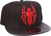MARVEL - Spider-Man - Cap - Red Spider Logo