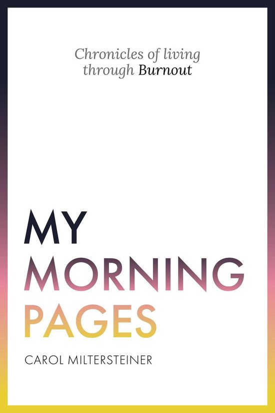 My Morning Pages: