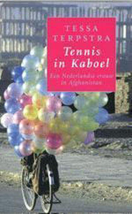 Tennis In Kabul - T. Terpstra |