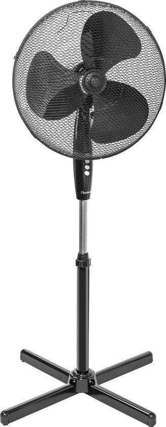 BESTRON ASV45Z - Statiefventilator - Zwart