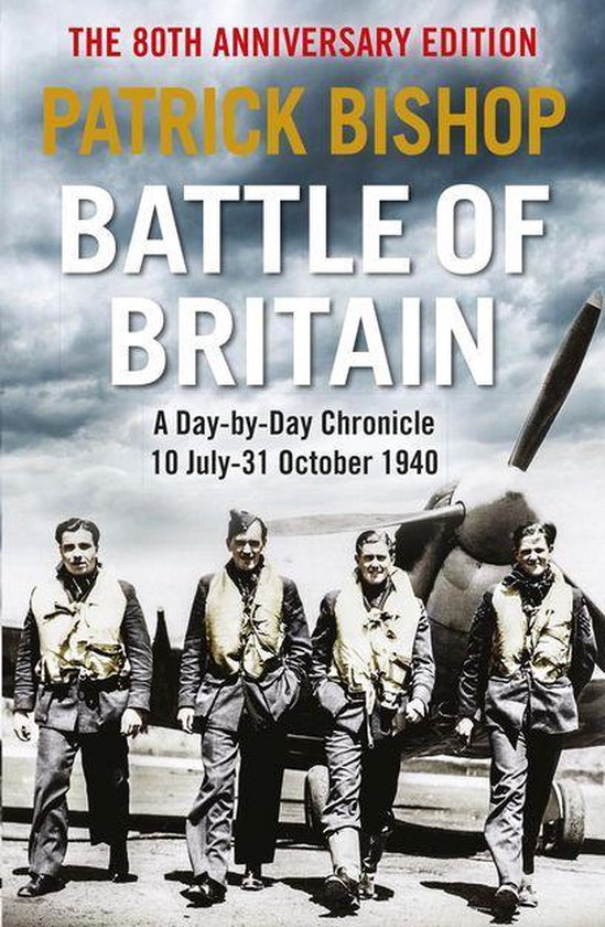Boek cover Battle of Britain van Patrick Bishop