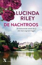 Boek cover De nachtroos van Lucinda Riley