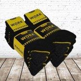Werksokken heren 10-paar -Workman-47-50-sokken