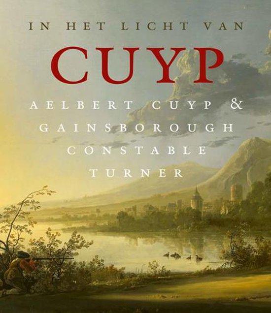 Boek cover In het licht van Cuyp van Sander Paarlberg e.a. (Hardcover)