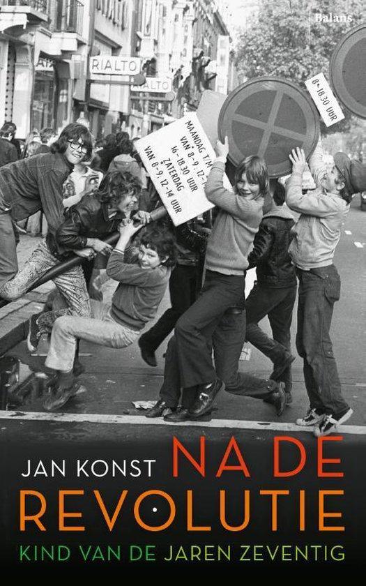 Boek cover Na de revolutie van Jan Konst (Paperback)